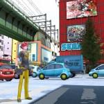 Digimon Story: Cyber Sleuth Cars and Trucks PS Vita Gameplay Screenshot