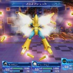 Digimon Story: Cyber Sleuth Missiles PS Vita Gameplay Screenshot