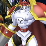 Digimon Story: Cyber Sleuth Monsters PS Vita Gameplay Screenshot