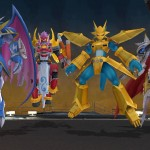 Digimon Story: Cyber Sleuth More Monsters PS Vita Gameplay Screenshot