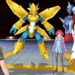 Digimon Story: Cyber Sleuth Versus PS Vita Gameplay Screenshot