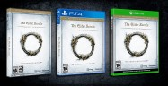 Xbox One PS4 Boxart Elder Scrolls Online Tamriel Unlimited 2015 PC