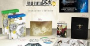 Final Fantasy Type-0 HD Collector's Edition Contents Soundtrack Steelcase Manga Artbook PS4 Xbox One