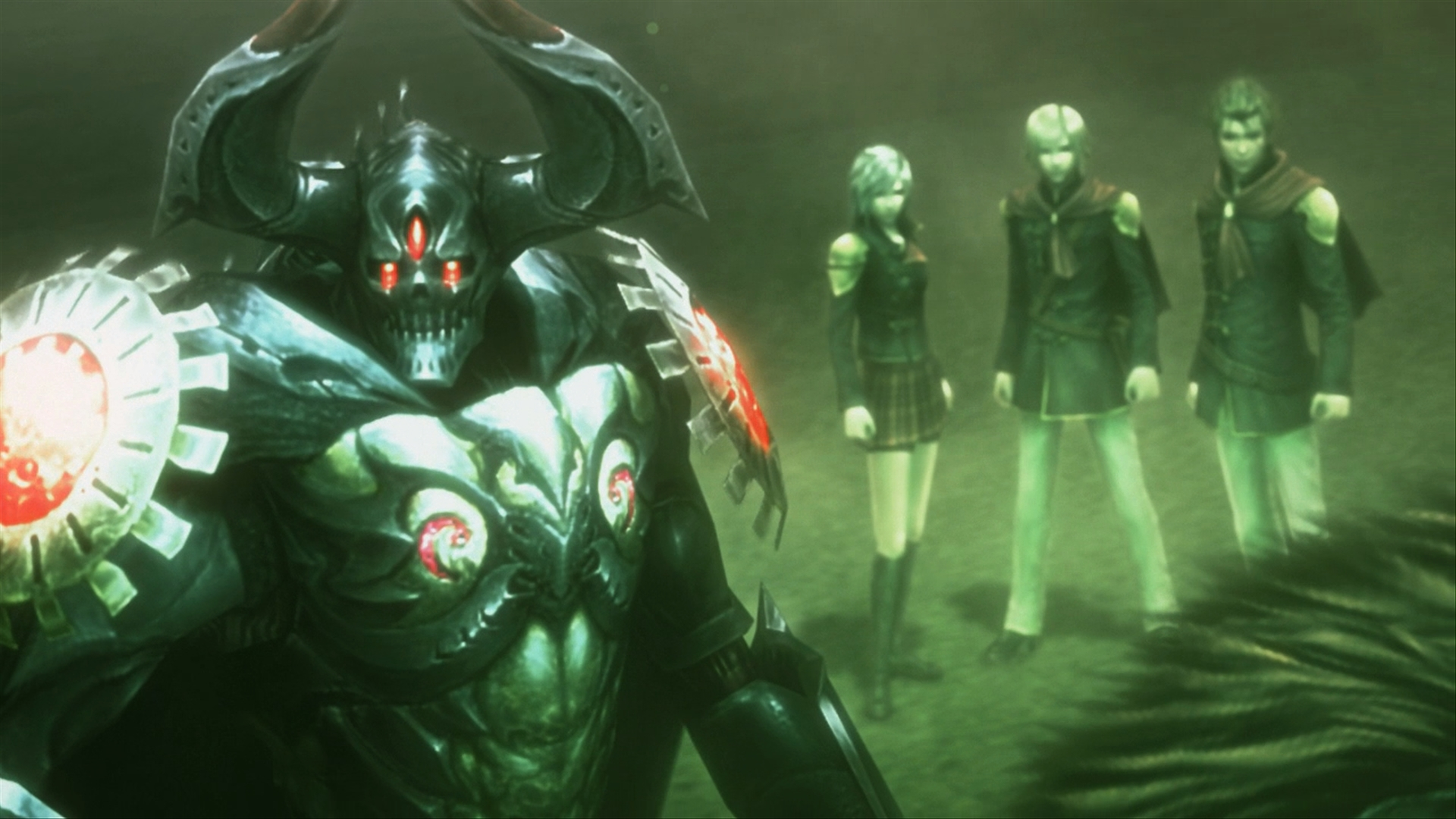 Final Fantasy Type 0 Hd Stand Your Guard Gameplay Screenshot Ps4