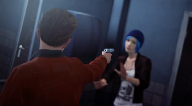 Life Is Strange Gameplay Screenshot Chloe's Life In the Balance PS4 Xbox One PC