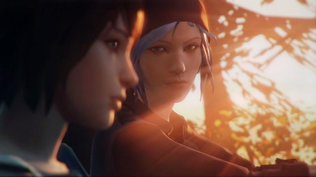 Life Is Strange Gameplay Screenshot Max and Chloe PS4 Xbox One PC