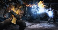 Mortal Kombat X Scorpion vs Subzero Fire vs Ice Gameplay Screenshot