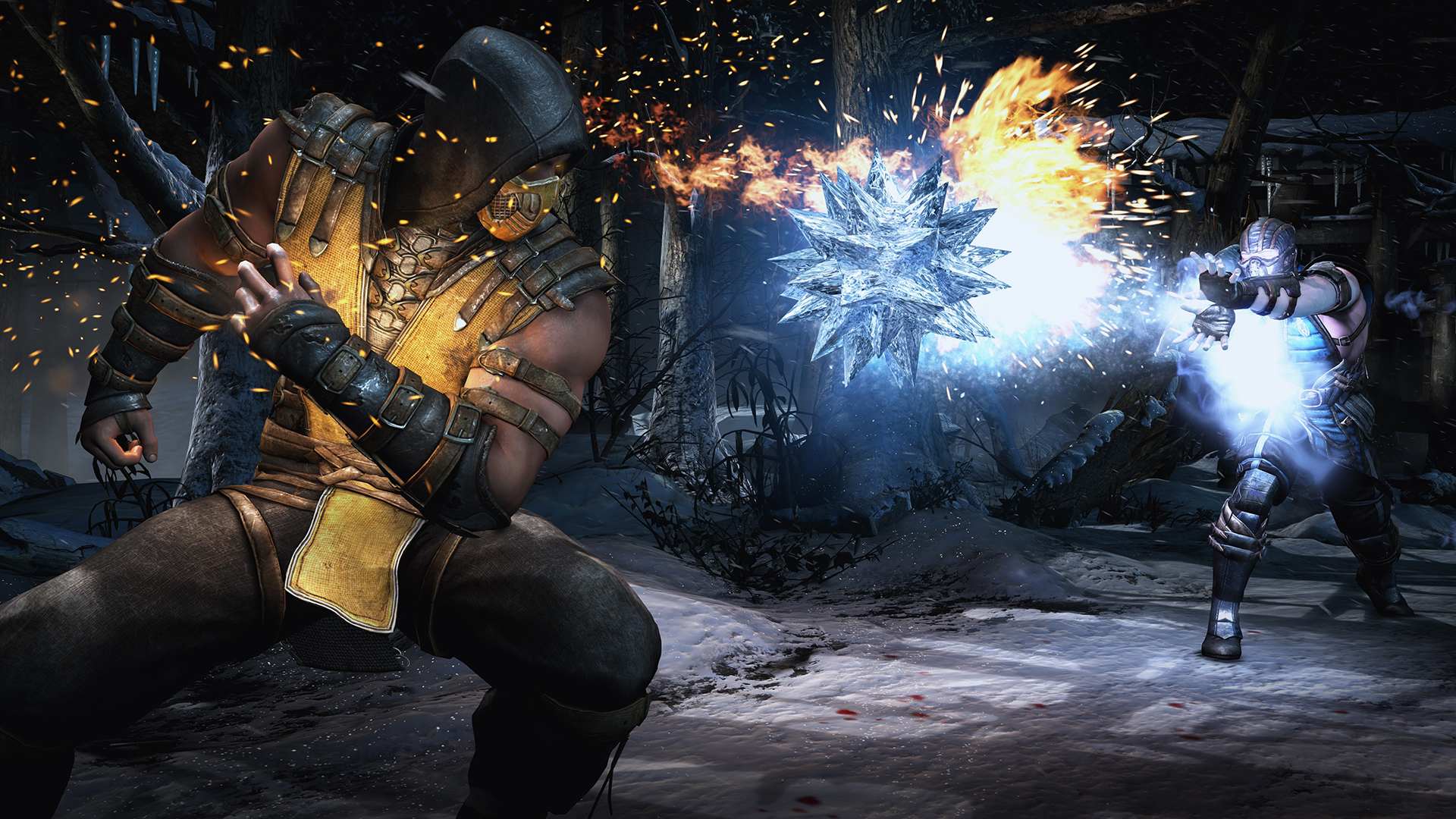 Mortal Kombat X Screenshots Artwork Gallery Video Games Blogger