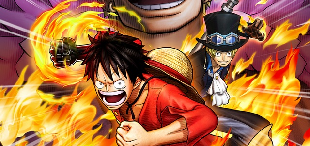 One Piece Pirate Warriors 3 Artwork