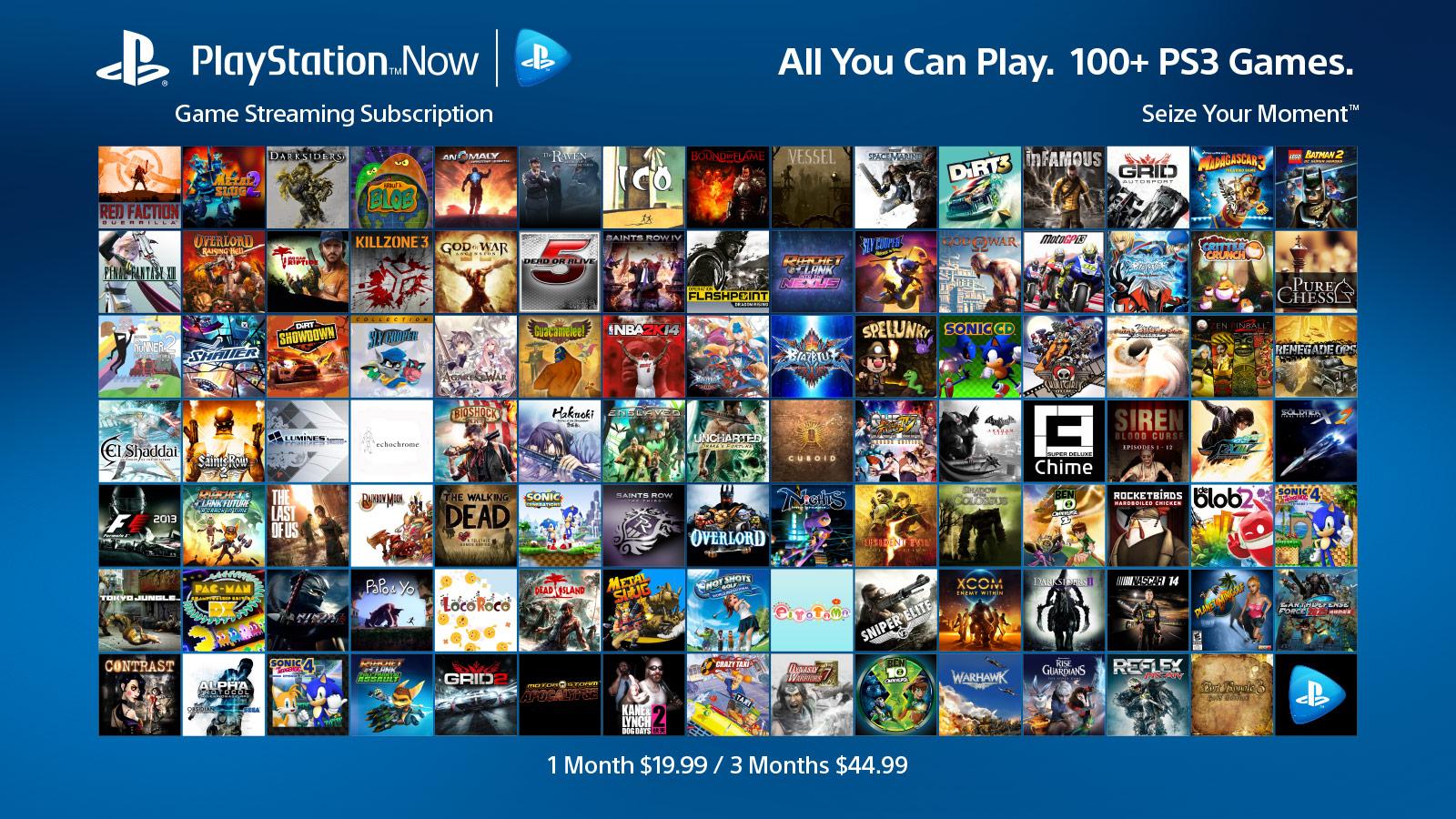 Ent Game List