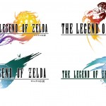 Zelda vs Final Fantasy Logo Crossovers ShatteredEarth Artist DeviantArt