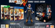 Dragon Ball Xenoverse Collector's Edition Trunks Travel Figurine Packaging