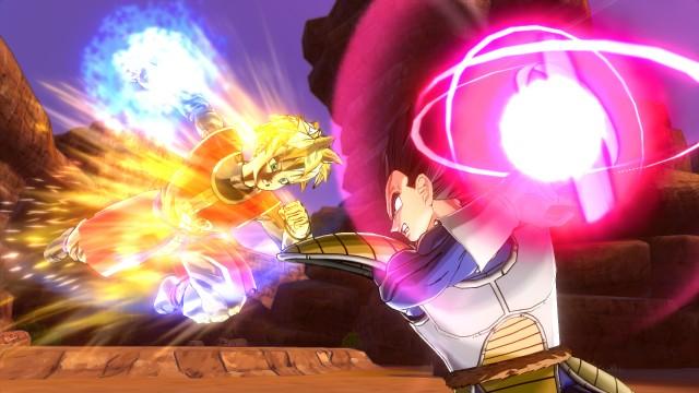 Dragon Ball Xenoverse Gameplay Screenshot