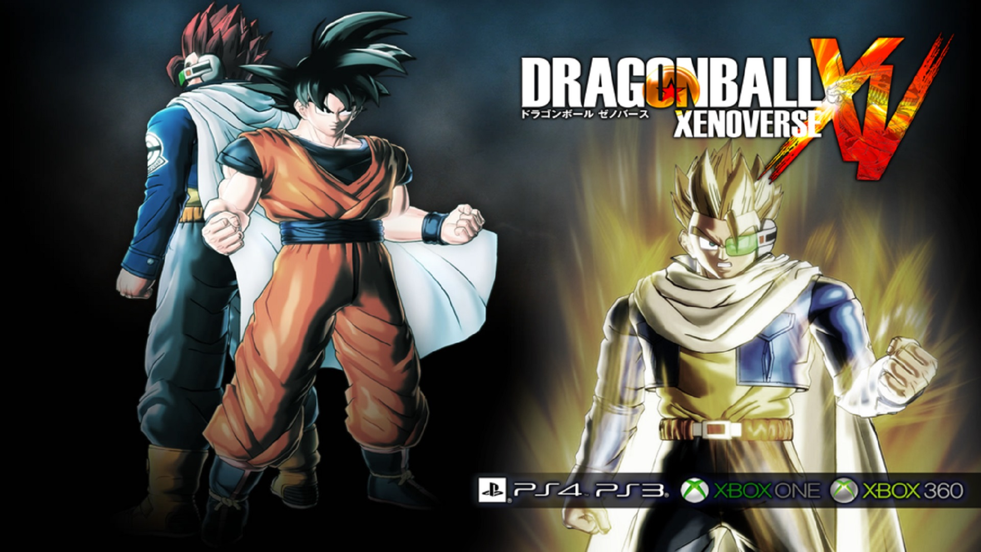 Dragon Ball Xenoverse Wallpaper by Veku786