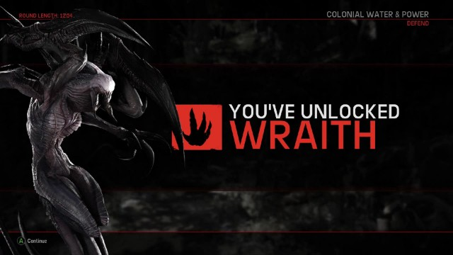 Evolve How To Get Wraith Monster