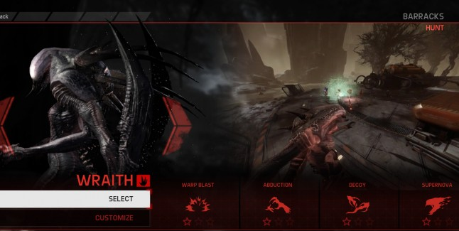 Evolve Unlockable Monsters & Characters