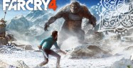 Far Cry 4 Valley of the Yetis Artwork Official