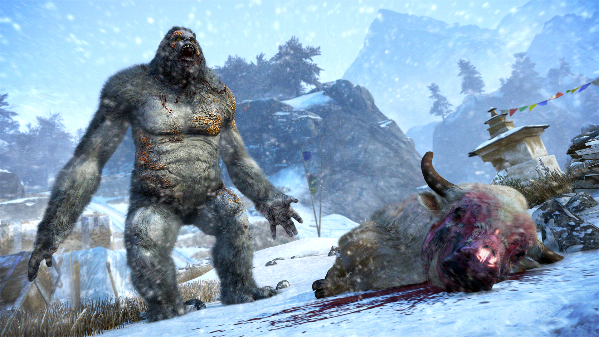 Far Cry 4 Valley Of The Yetis Dlc Screenshots Gallery Video