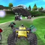 Fossil Fighters 3: Frontier Gameplay Screenshot Cooperative Online Play 3DS