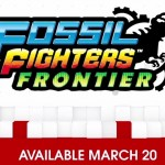 Fossil Fighters 3 Frontier Release Date Logo Artwork 3DS