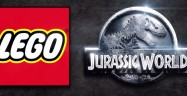 Lego Jurassic World Logo Artwork