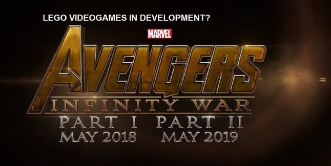 Lego Marvel Avengers Infinity War Part 1 and 2 Coming?