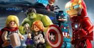 Legos Marvels Avengers Videogame Artwork