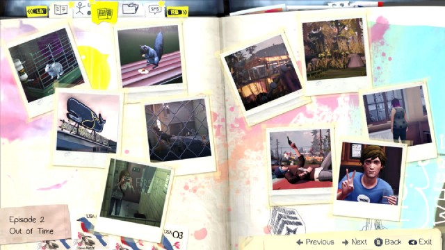 Life is Strange Episode 2 Optional Photos