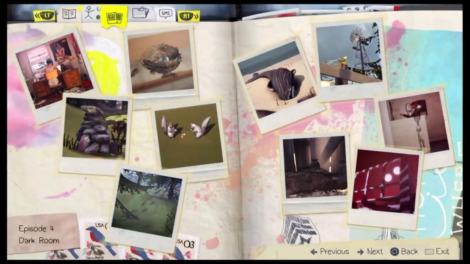 Life is Strange Episode 4 Optional Photos