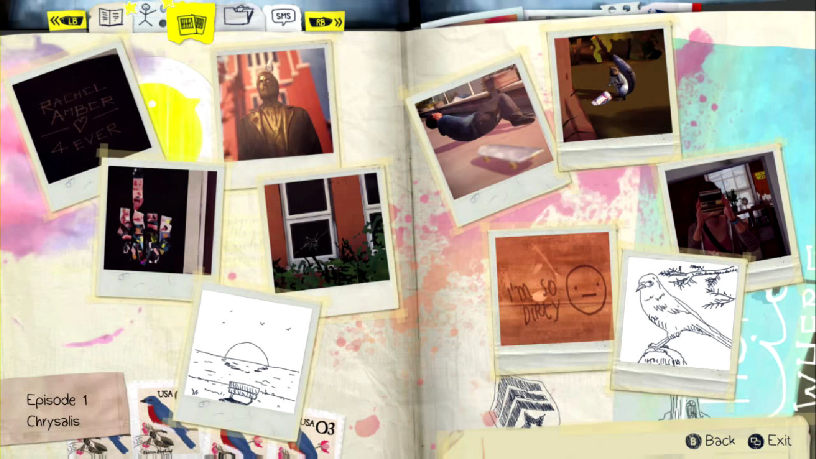 Life Is Strange Optional Photos Locations Guide