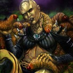Mortal Kombat X Wallpaper Dvorah Brood Mother Variation Fanart by Romeo J Gonzales
