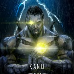 Mortal Kombat X Wallpaper Kano Commando Variation Fanart by Grapiqkad