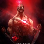 Mortal Kombat X Wallpaper Kano Cybernetic Variation Fanart by Grapiqkad