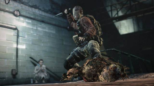 Resident Evil Revelations 2 Executor Gameplay Screenshot Wallpaper