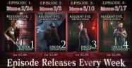 Resident Evil: Revelations 2 Episode 2, 3 & 4 Release Date