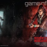 Resident Evil Revelations 2 Game Informer Cover Artwork Wallpaper