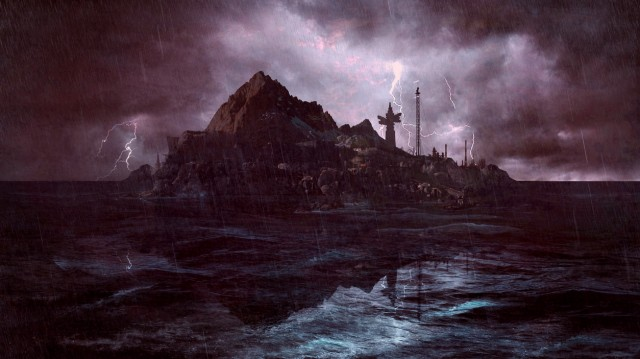 Resident Evil Revelations 2 Island Concept Artwork Wallpaper