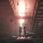 Resident Evil Revelations 2 Prison Working Concept Artwork Wallpaper