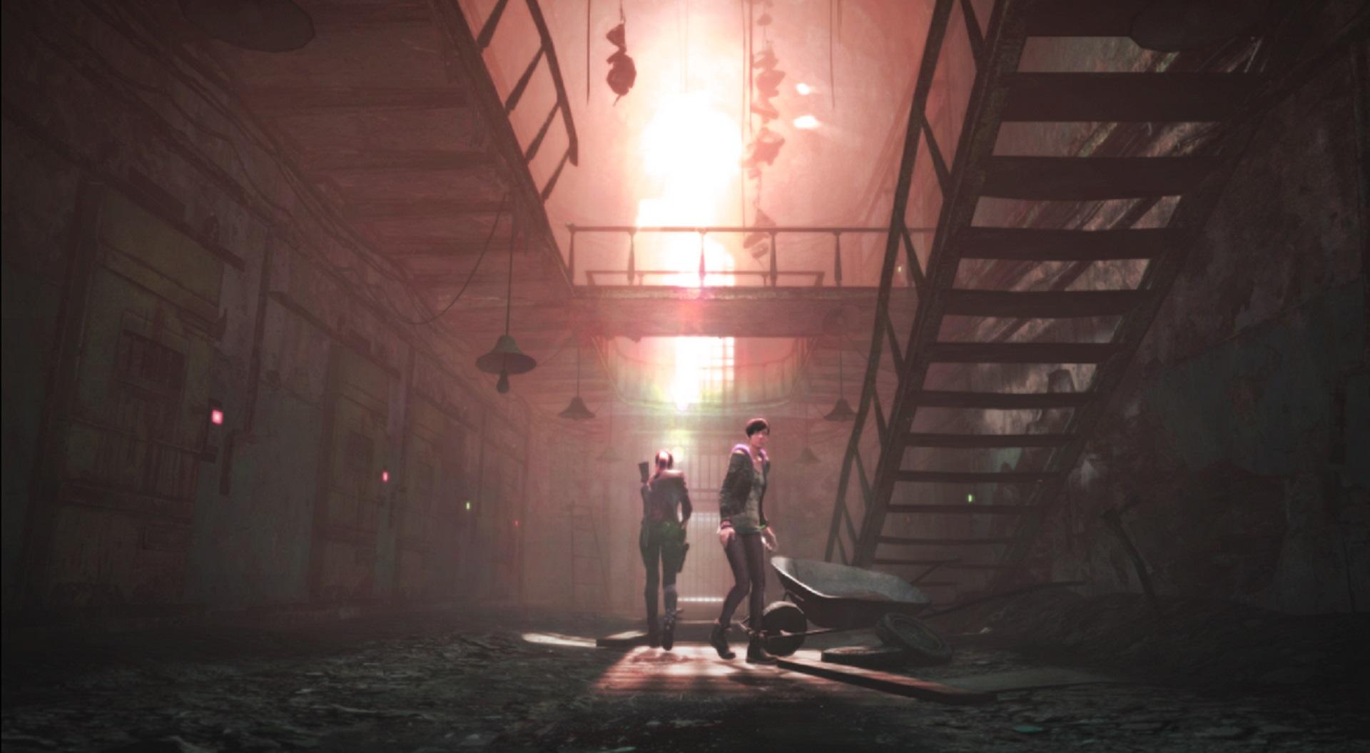 Resident Evil Revelations 2 Prison Working Concept Artwork Wallpaper