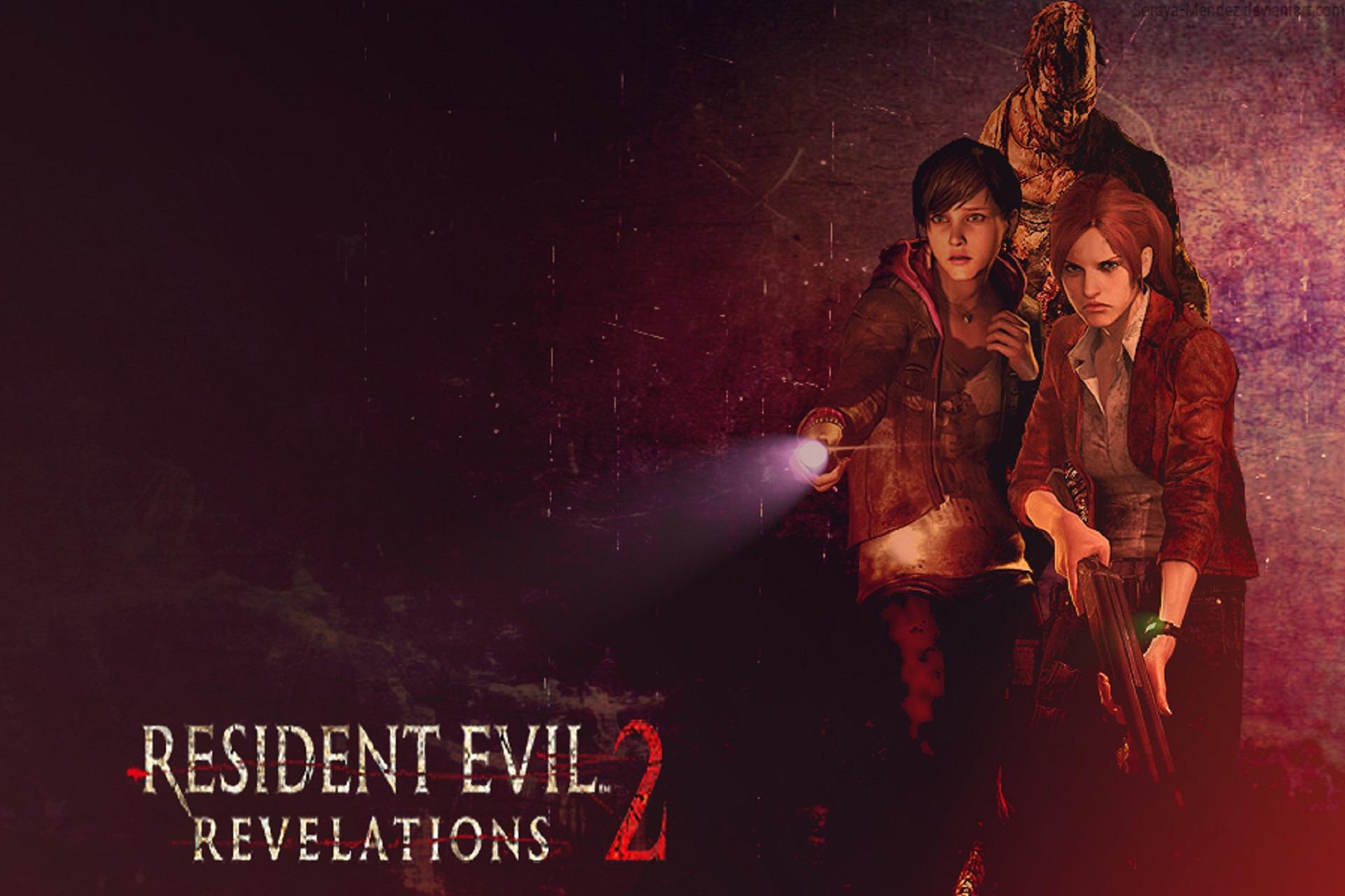 Resident Evil Revelations 2 Wallpaper By S Oraya Mendez