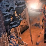 Rise of the Tomb Raider Gameplay Screenshot Icicles Xbox One
