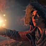 Rise of the Tomb Raider Gameplay Screenshot Flare Light Xbox One