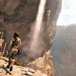 Rise of the Tomb Raider Gameplay Screenshot Lara Croft Classic Costume Xbox One