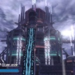 Rodea: Sky Soldier Gameplay Dark Tower WiiU 3DS