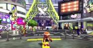 Splatoon Hub Online Plaza Lobby Gameplay Screenshot Wii U