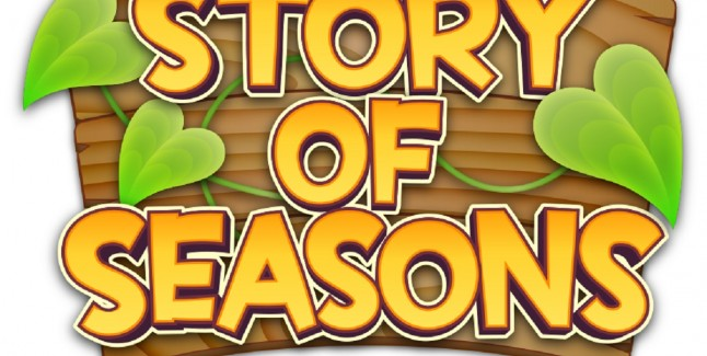 Story of Seasons 3DS Logo Artwork