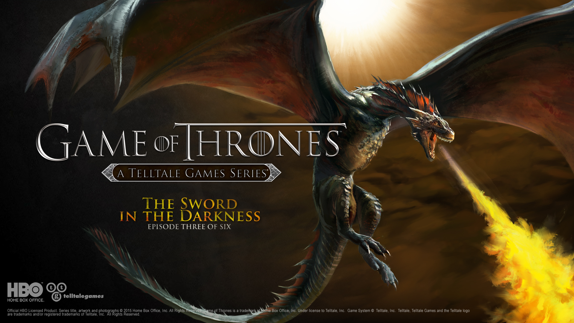 Telltale Game Of Thrones Episode 3 Wallpaper