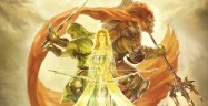 Zelda Game of Thrones Artwork by AGPlus