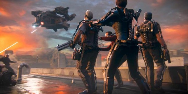 Call of Duty: Advanced Warfare Ascendance Infection Guide