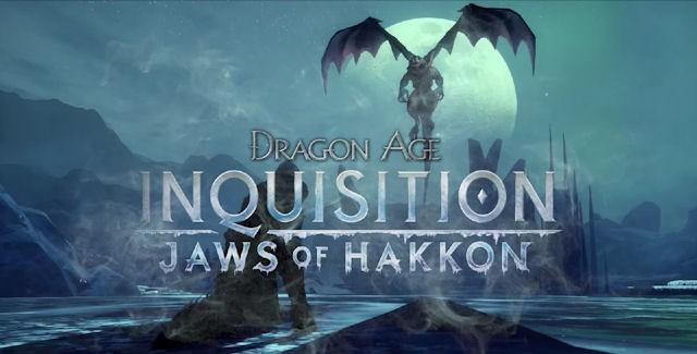 Dragon Age: Inquisition - Jaws of Hakkon Walkthrough